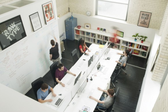 استدیو دیزاین چه جور جایی است و فرقش با دفتر کار چیه؟!