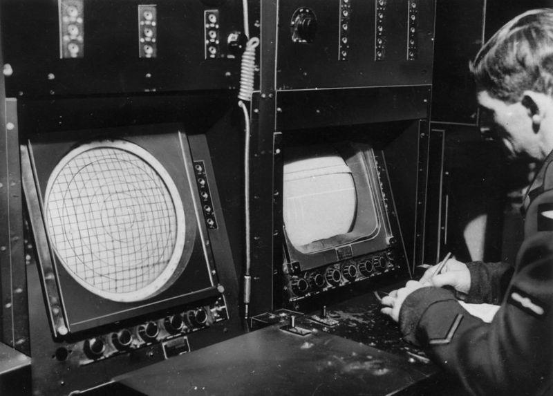 رادار نقش مهمی در پیروزی بریتانیا و همراهانش در جنگ جهانی دوم بازی کرد
