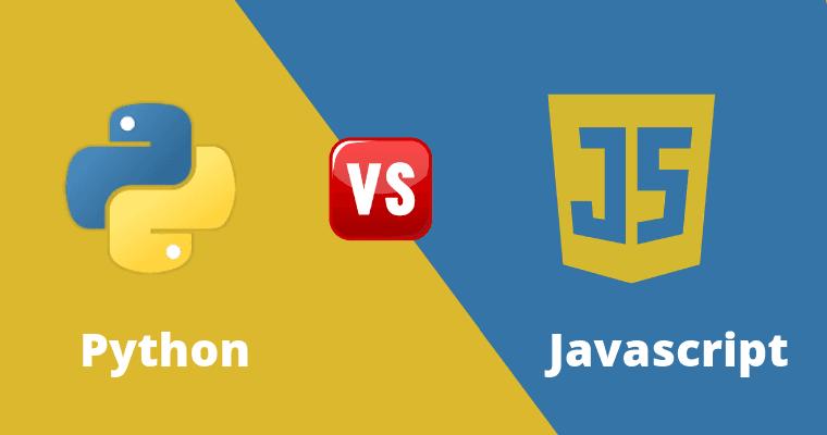مقایسه زبانهای برنامه نویسی پایتون و جاوااسکریپت