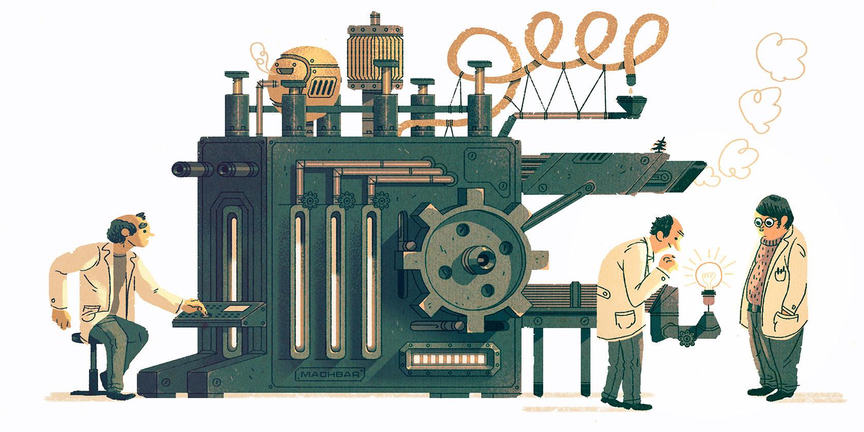 چطور به یک ماشین ایدهپردازی و خلاقیت تبدیل شویم؟