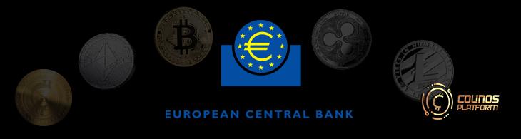 بانک مرکزی اروپا: رمزارزها نباید قانون گذاری شوند