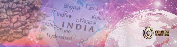 هند از فناوری بلاکچین برای بهبود تجارت قهوه استفاده میکند
