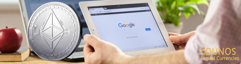 گوگل تبلیغات حاوی کلمه اتریوم (Ethereum) را مسدود کرده است