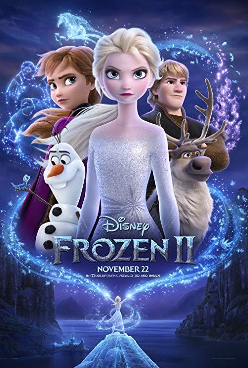 دانلود انیمیشن فروزن 2 ( Frozen II 2019 ) یخ زده 2