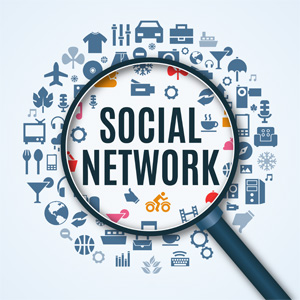 استفاده از آیکون شبکه های اجتماعی در وردپرس با Social Icons Widget
