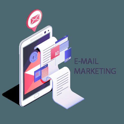 ۱۰ مورد از تاثیرات ایمیل مارکتینگ در کسب و کار
