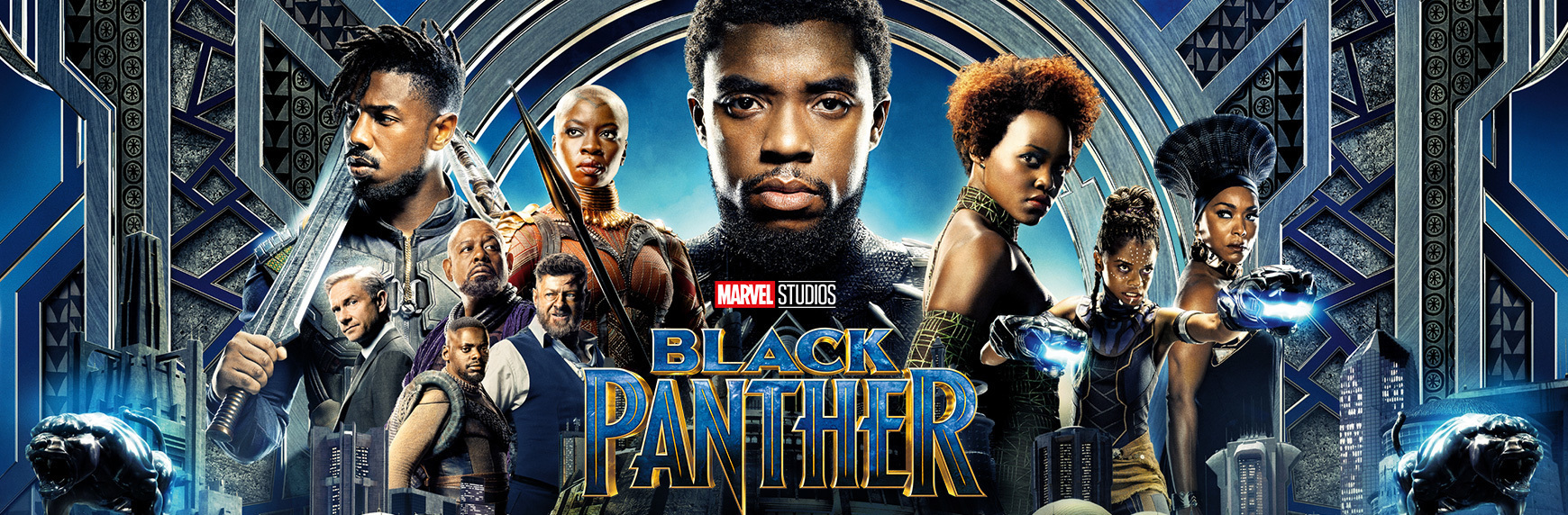 آیا Black Panther اولین فیلم ابرقهرمان در مورد سیاه پوستان است ؟