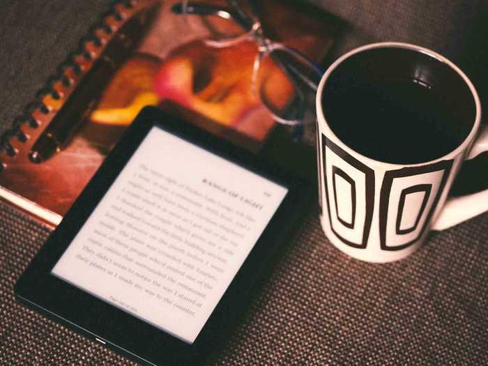 با کتابخوان و تکنولوژی آن آشنا شوید ...