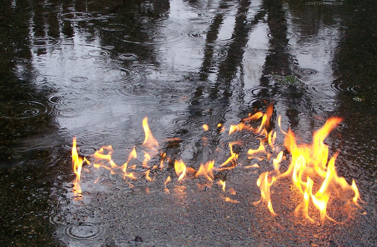 مراقب باشید پای باران نسوزد