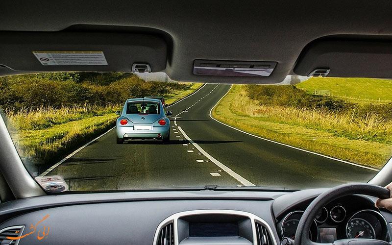 می دونستید زندگی خیلی شبیه رانندگی میمونه؟