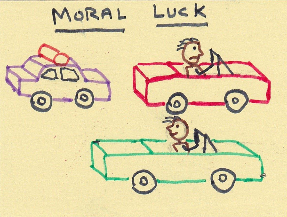 اخلاق شانسی - چرا چیزی به اسم خوب و بد نداریم!