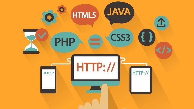 طراح صفحات وب