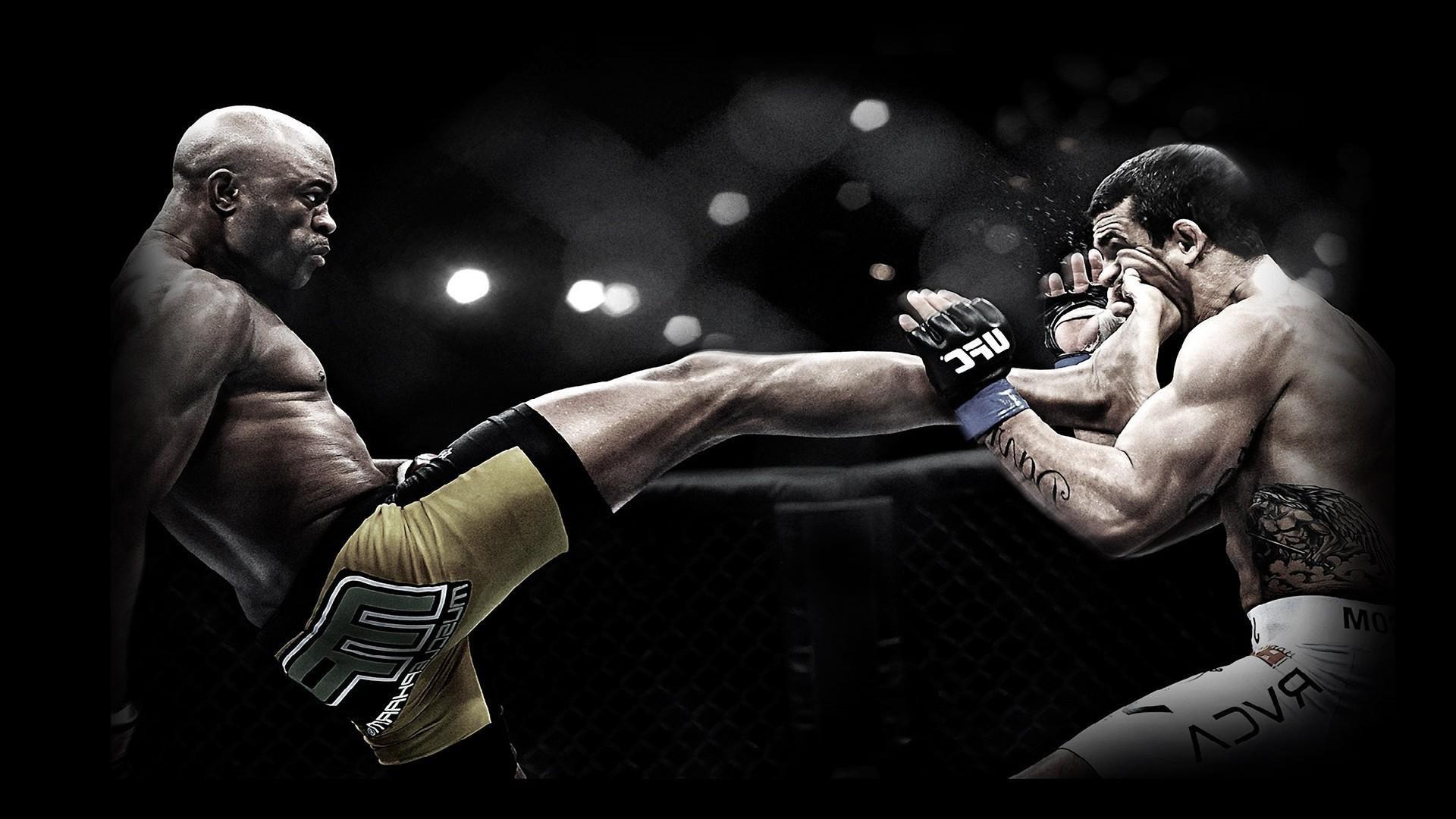 12 سال با UFC