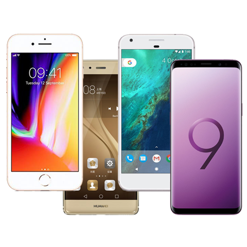معرفی 5 گوشی موبایل برتر سامسونگ
