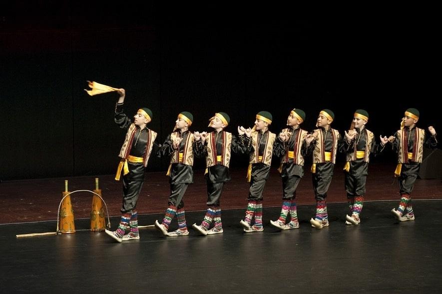 رقص پا آذری