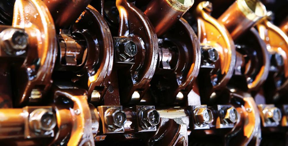 نحوه عملکرد روغن موتور در موتور خودرو