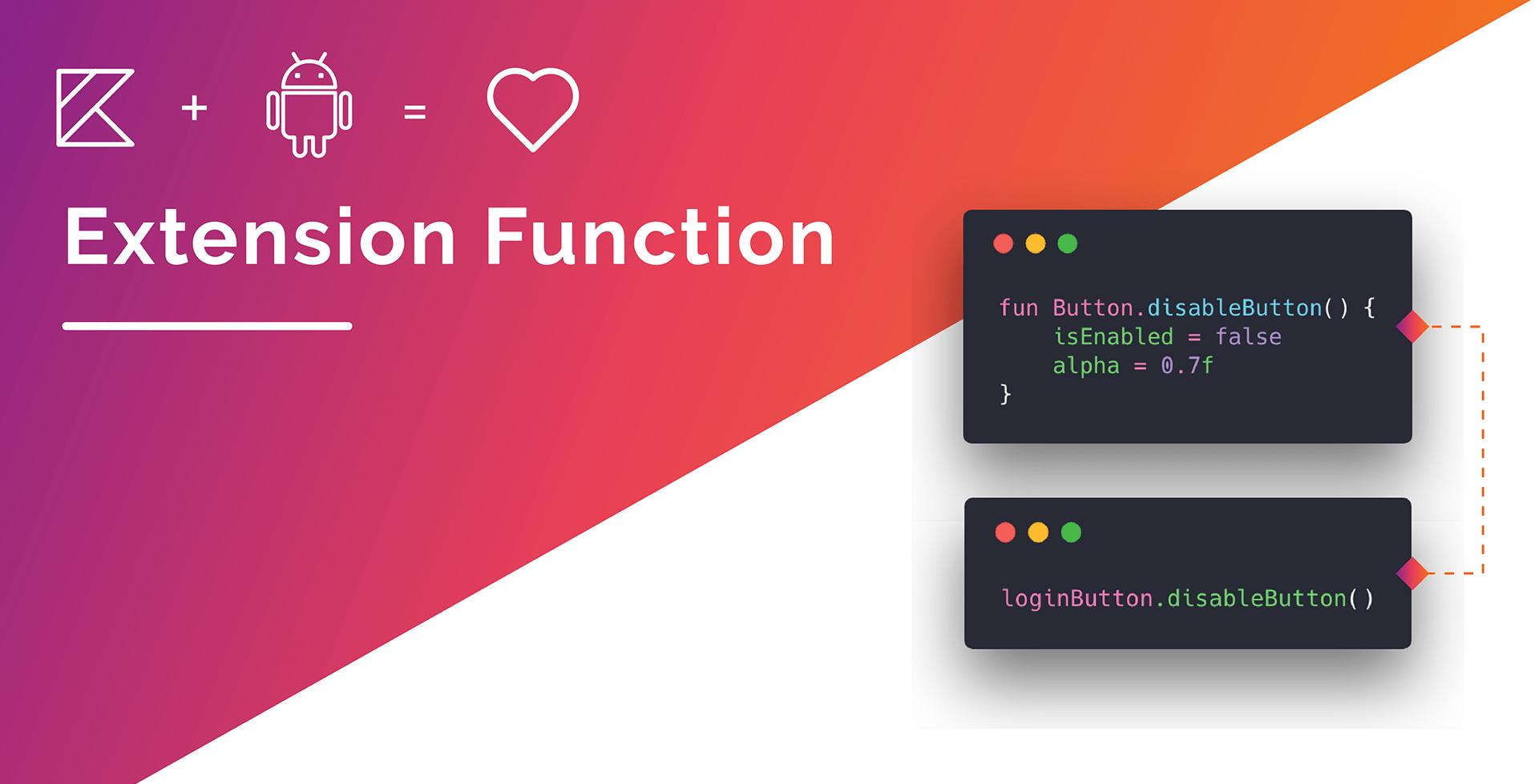 چند extension کاربردی برای صرفه جویی در زمان برنامه نویسان Android - قسمت دوم (ادامه دارد..)