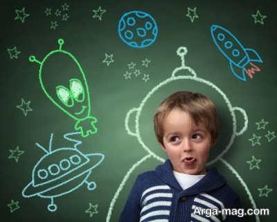 رویا ها را باید در کودکی ساخت
