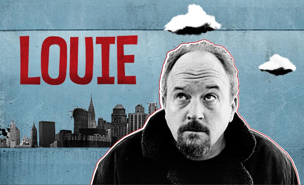 نقد و معرفی سریال: Louie