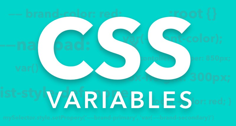 متغیرهای CSS ؟