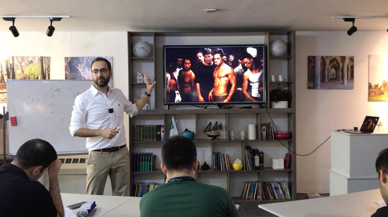 ویدیوی کارگاه سفر بازیساز - قسمت سوم