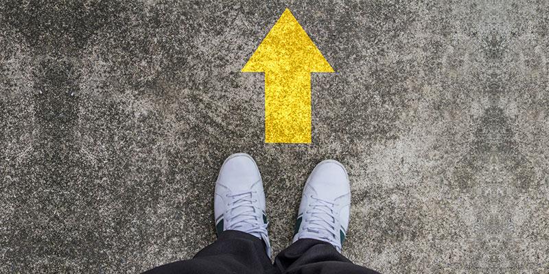 برداشتن اولین قدم ها وقتی در آرزوی داشتن بهترین ها هستی!