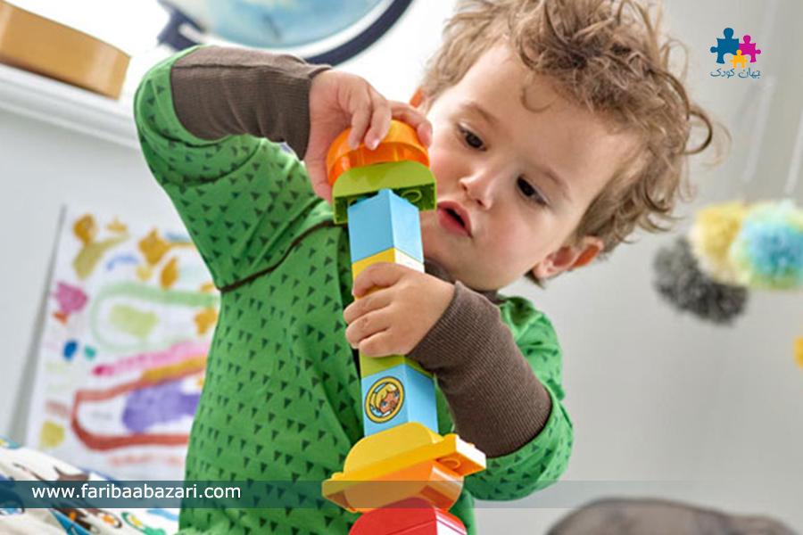 بازی برای کودکان – از تولد تا پایان هفت سالگی