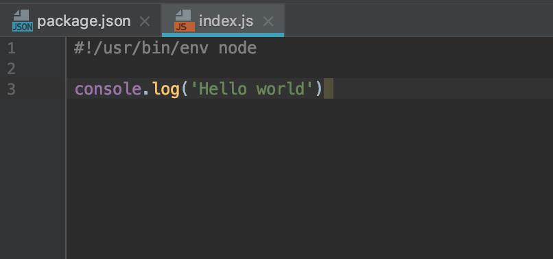 ایجاد Command Line با استفاده از JavaScript