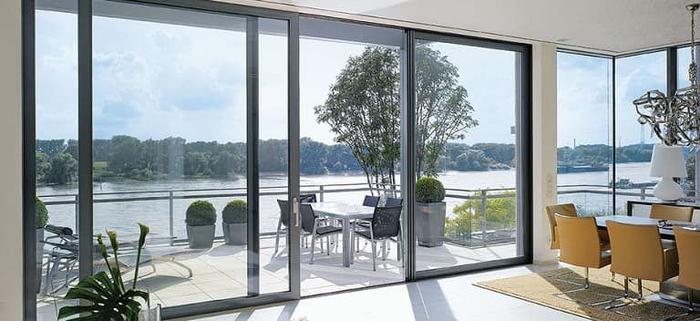 پنجره ی مناسب برای مناطق با رطوبت بالا
