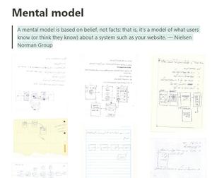 کوتاه در مورد Mental Design