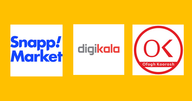 دیجیکالا، اسنپ مارکت یا اکالا، از کدام یک خرید کنیم؟