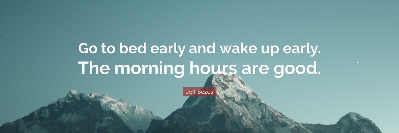 چرا ۵ صبح بیدار شدن برام مهم شده؟