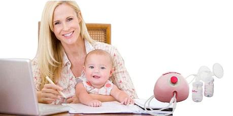 شیردوش دستیار کاربردی مادران