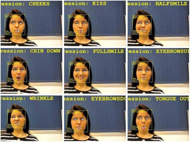 ویلچری که با حالات چهره کنترل میشود