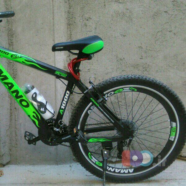 دیشب دوچرخه مونو دزد برد!