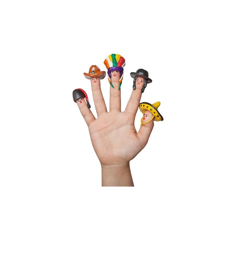 انگشت،مهم است.باور کنیم!