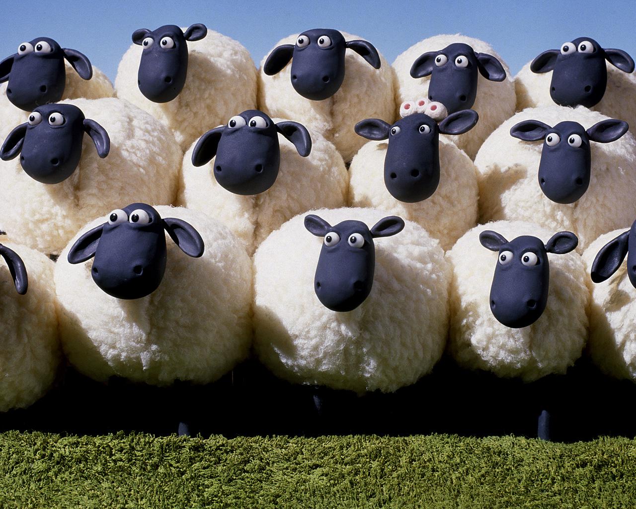 از دهان هر انسانی،گاهی گوسفند خارج می شود!