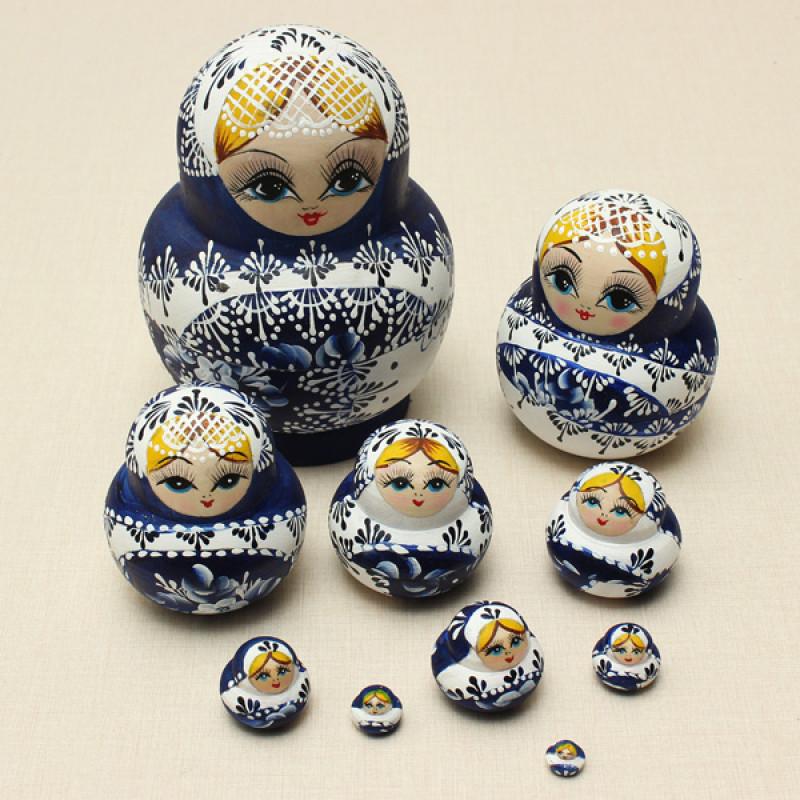 فضای مجازی در چنبره ی عروسک های روسی!