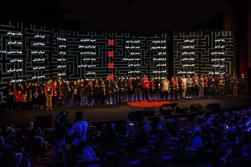 ۷ سال با TEDxTehran، یا سرگذشت ساخت و رشد یک سازمان و تیم داوطلب