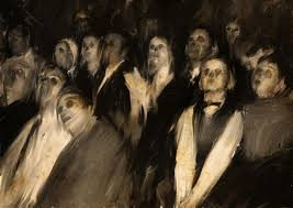 The Audience by H James Hoff