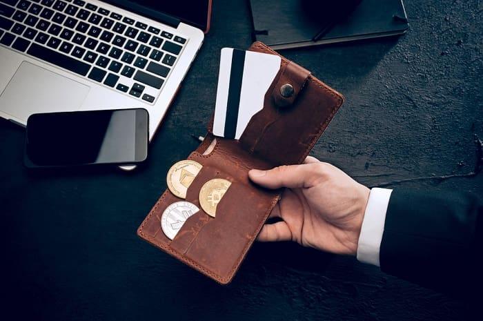 انواع کیف پولهای ارز دیجیتال