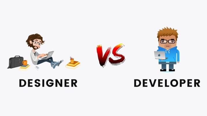 تفاوت بین طراحی وب سایت و توسعه وب