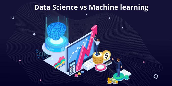 بررسی تفاوت علوم داده و یادگیری ماشینی