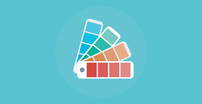 تاثیر رنگ ها بر روی طراحی وب سایت چقدر است