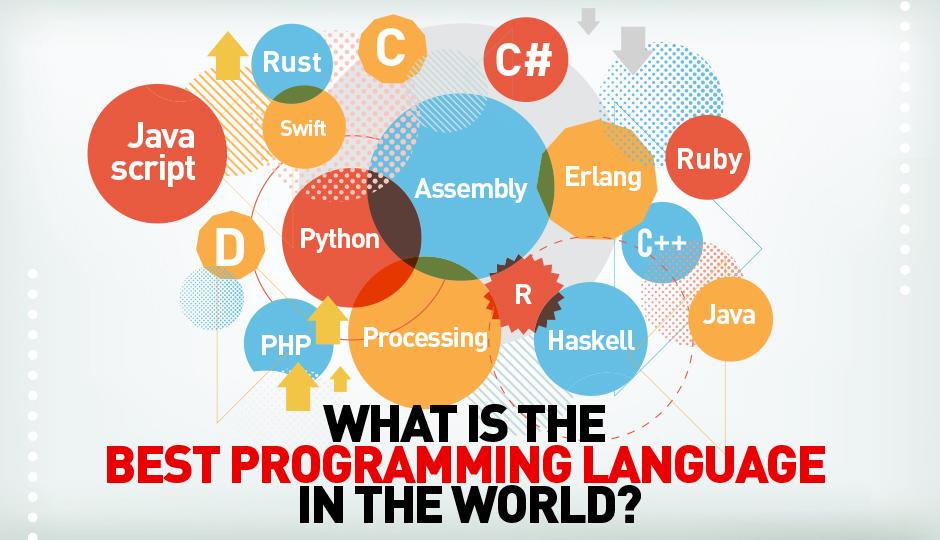 بهترین زبان های برنامه نویسی برای یادگیری در سال ۲۰۱۹