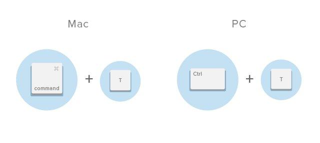 با کاربردیترین کلید های میانبر گوگل کروم آشنا شوید