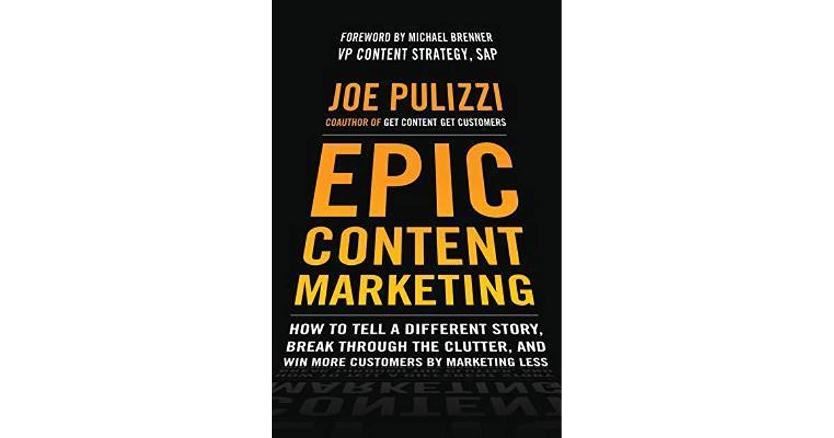 بریدهای از کتاب : بازاریابی محتوایی اثر جو پولیتزی