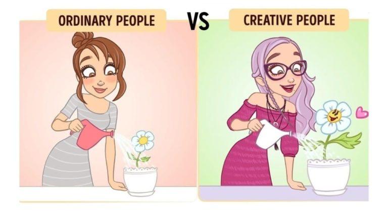 تمرین خلاقیت:آموزش های افزایش خلاقیت برای کیست؟