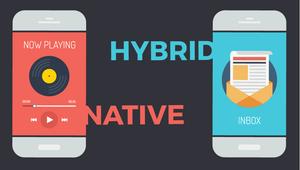 فرق بین اپلیکیشن های هایبرید و نیتیو چیست؟