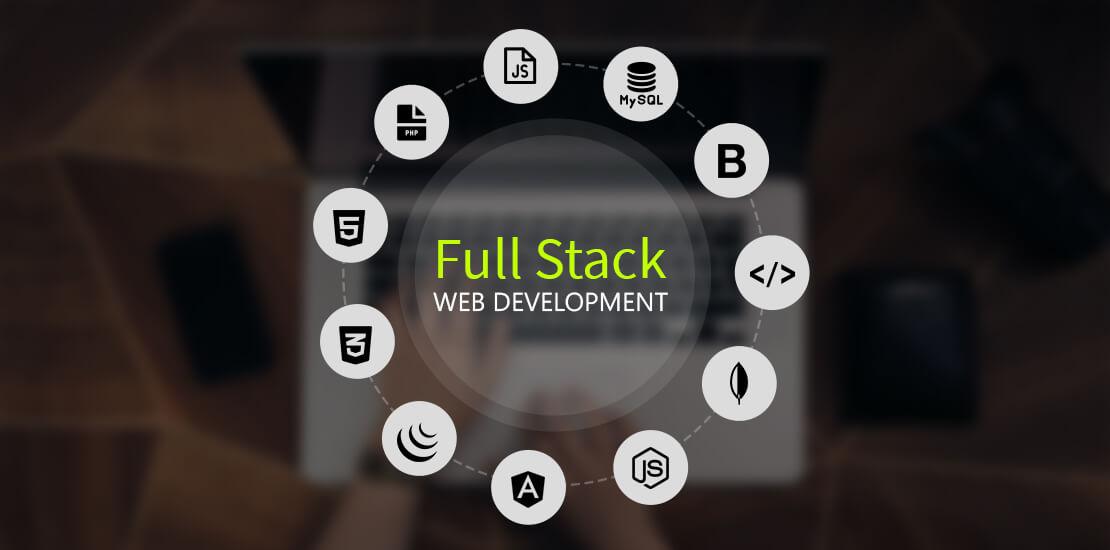 فول استک دولوپر (full stack developer) به زبان ساده